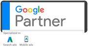 日進印刷はGoogle Partnerです。